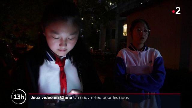 Chine : un couvre-feu virtuel pour les adolescents