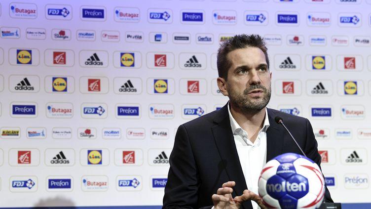 Le sélectionneur Guillaume Gille n'a surpris personne ce dimanche. (ALAIN JOCARD / AFP)
