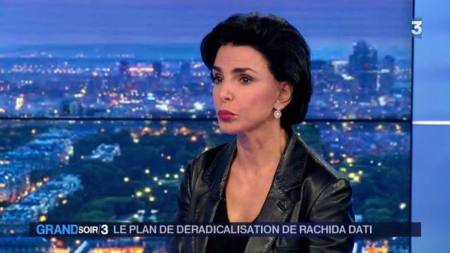 Attentats à Paris : le plan de déradicalisation de Rachida Dati