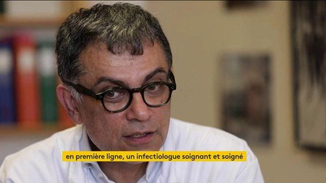 Coronavirus : infecté mais guéri, le professeur Yazdan Yazdanpanah se confie