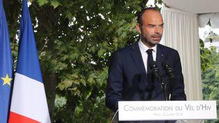 Le Premier ministre Edouard Philippe, juillet 2018  (JACQUES DEMARTHON / AFP)