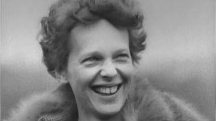 Portrait : Amelia Earhart, une pilote entrée dans la légende (France 2)