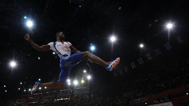 Tamgho dans les étoiles (FRANCK FIFE / AFP)