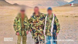 Envoyé spécial. Les oubliés de Kaboul (ENVOYÉ SPÉCIAL  / FRANCE 2)