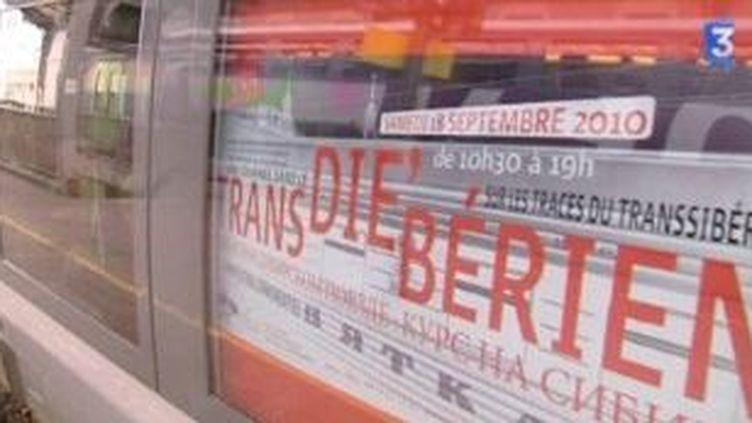 Festival Est-Ouest 2010 : la Russie à l'honneur avec le TransDie'bérien  (Culturebox)