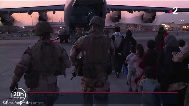 Afghanistan : le pont aérien entre la France et Kaboul est suspendu