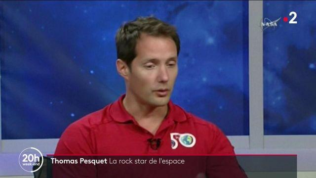 Thomas Pesquet : la rock star française de l'espace
