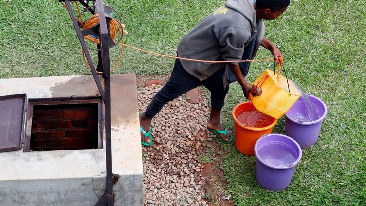A Madagascar, 42% des enfants de moins de 5 ans n'ont pas accès à l'eau potable. (Illustration) (GODONG / UNIVERSAL IMAGES GROUP / GETTY IMAGES)