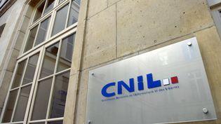 Le siège de la Cnil à Paris, le 3 février 2007. (STEPHANE DE SAKUTIN / AFP)