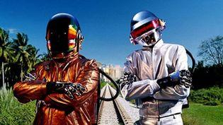Daft Punk - qui est Thomas, qui est Guy-Man ? On ramasse les copies dans 2 minutes...  (Droits réservés)