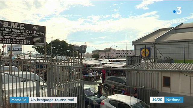 Marseille : un braquage qui tourne mal... pour les braqueurs