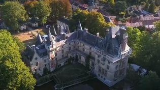 À l'occasion des Journées du patrimoine, qui ont lieu samedi 21 et dimanche 22 septembre dans toute la France, le journaliste de France 3 Yannick Le Gall s'est rendu dans le magnifique château de Vigny (Val-d'Oise). (France 3)
