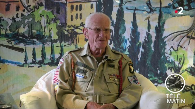 Le vétéran américain Tom Rice (France 2)