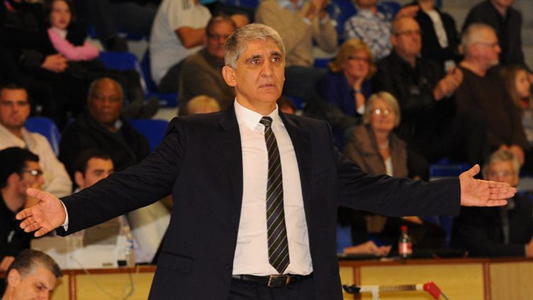 Panagiotis Giannakis, le coach grec du CSP Limoges