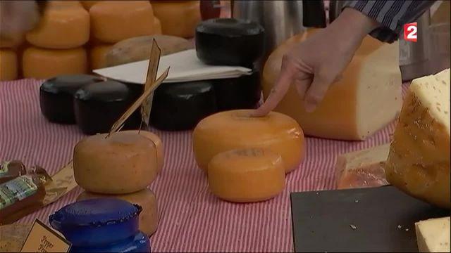 Consommation : les Pays-Bas, l'autre pays du fromage