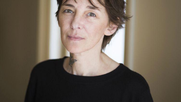 La romancière Ann Scott (© PHILIPPE MATSAS/LEEXTRA/EDITIONS CALMANN-LEVY)