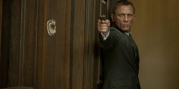 """Daniel Craig est James Bond pour la troisième fois dans """"Skyfall"""" de Sam Mendes  (Sony Pictures )"""