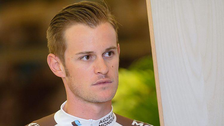 Maxime Bouet (AG2R-La Mondiale) (NICOLAS GOTZ / MAXPPP)