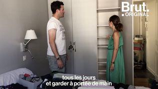 VIDEO. Trois conseils basiques pour organiser et ranger ses vêtements (BRUT)