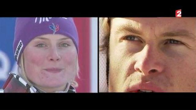 Sport : portrait croisé des deux nouvelles étoiles du ski alpin français