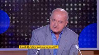 Dominique David (Ifri) (FRANCEINFO)