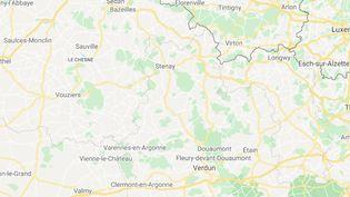 Une douzaine de tombes ont été profanées dans un cimetière à Yutz (Moselle). (CAPTURE D'ÉCRAN GOOGLE MAPS)