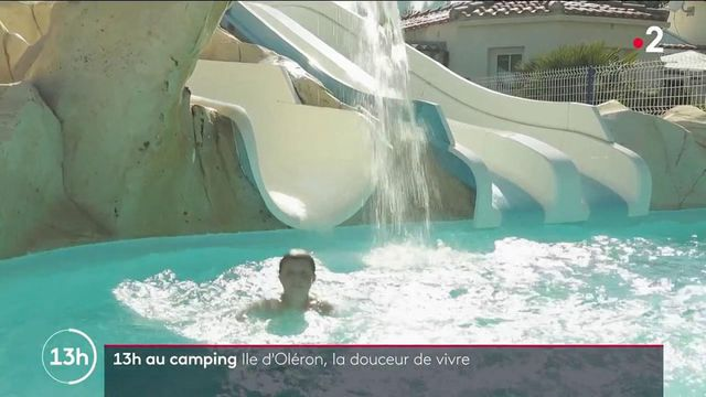 Tourisme : passer du bon temps aux campings de l'île d'Oléron