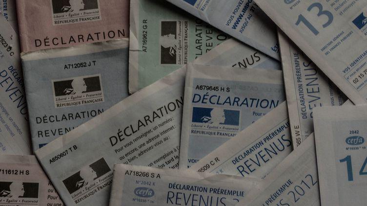 """""""Les erreurs identifiées concernent moins de 1% des contribuables"""" a assuré sur Twitter le ministre de l'Action et des comptes publics, Gérald Darmanin. (PATRICK GUYOT / MAXPPP)"""