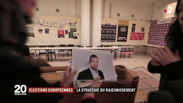Elections européennes : la stratégie du rajeunissement