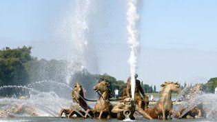 Les Grandes Eaux de Versailles émerveillent toujours autant les visiteurs et les fontainiers  (France 2 / Culturebox)