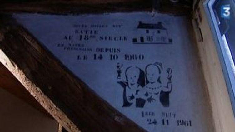 Visite de la maison de Foujita dans l'Essonne  (Culturebox)