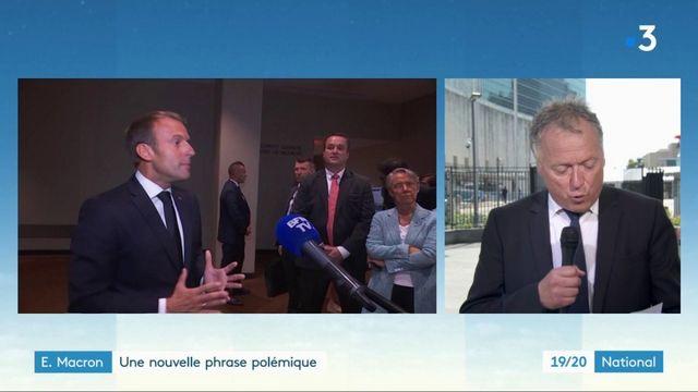 Climat : Emmanuel Macron s'affranchit des précautions diplomatiques et provoque la Pologne