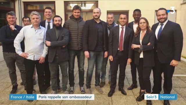 France-Italie : Paris rappelle son ambassadeur