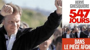 Hervé Ghesquière publie un livre sur ses 547 jours de captivité  (DR)