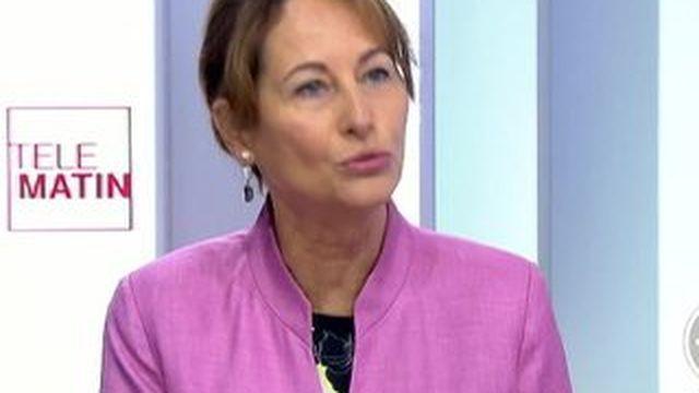 Environnement : Ségolène Royal annonce une opération d'échange gratuit d'ampoules