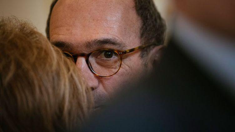 (Eric Woerth et Patrice de Maistre doivent à nouveau comparaîrtre devant la Justice pour trafic d'influence présumé © Maxppp)