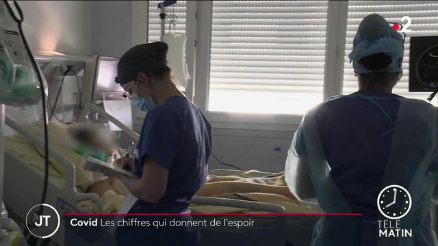 Covid-19:  l'épidémie recule partout en France