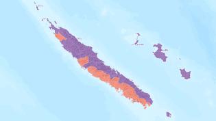 CARTE. Référendum sur l'indépendance de la Nouvelle-Calédonie : découvrez les résultats commune par commune (NICOLAS ENAULT)
