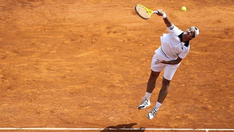 Richard Gasquet s'impose à Nice avant le début de Roland Garros (VALERY HACHE / AFP)