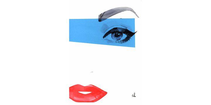 """""""Fashion Illustrators"""" : Marc Antoine Coulon  (Marc Antoine Coulon)"""
