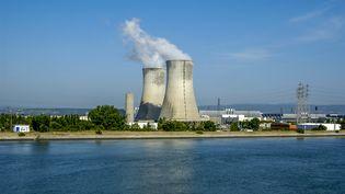 La centrale nucléaire de Tricastin (Drôme), le24 septembre 2015. (JAUBERT / ONLY FRANCE / AFP)