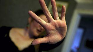 En 2016, 123 femmes sont mortes des conséquences de violences conjugales, selon le ministère de l'Intérieur. (MAXPPP)