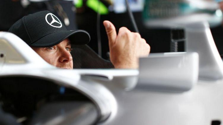 La satisfaction de Nico Rosberg (HOCH ZWEI / HOCH ZWEI)