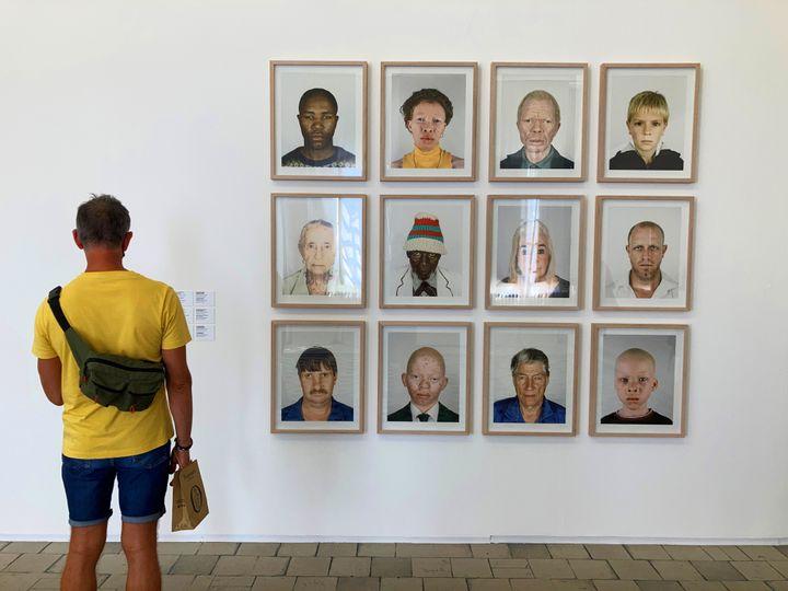 """""""Etre présent"""", Pieter Hugo, Rencontres d'Arles, 19 juillet 2021 (Laurence Houot / FRANCEINFO CULTURE)"""