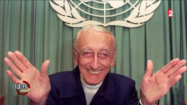 13h15 le samedi. 13h15. Cousteau : l'explorateur devient missionnaire de l'environnement