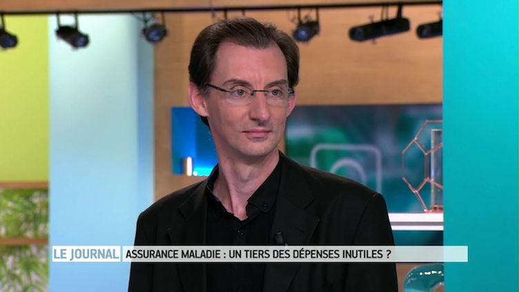 Entretien avec le Dr Renaud Pequignot, gériatre et secrétaire général du syndicat Avenir Hospitalier
