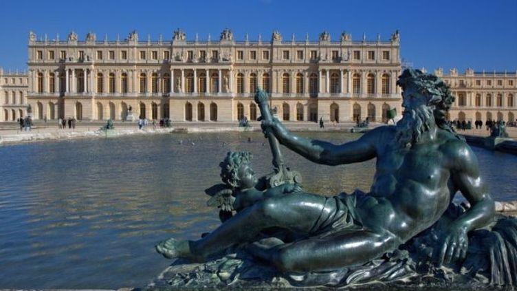Château de Versailles  (RIEGER BERTRAND/AFP)