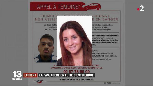 Lorient : la passagère du chauffard qui a tué un enfant s'est rendue