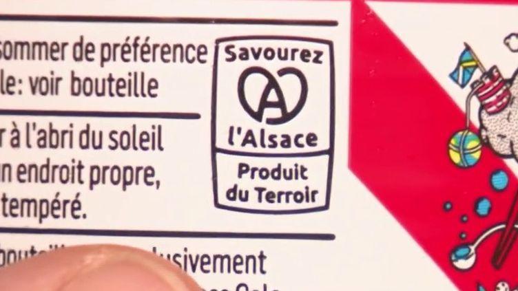 Consommation : En Alsace, les vertus du label régional (France 3)