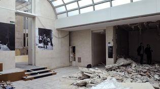 Le Musée Picasso en travaux  (Didier Plowy - MCC)